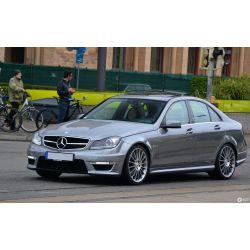 Paraurti anteriore AMG Mercedes W203 4porte-sw 00-07