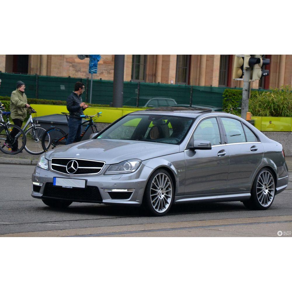 Body Kit Look AMG C63 Mercedes W204 4 Porte 11-14
