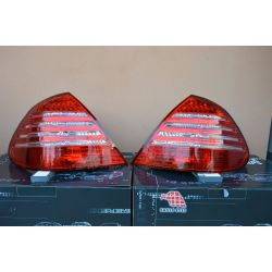 Taillight Led Mercedes E W211 limo 02-06 red-clear