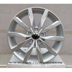 Alloy wheel F893 VW DIJON Silver 18