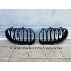 Sport Grill BMW E60 E61 look M5 03-10 Glossy Black