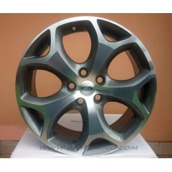 Alloy wheel FORD WSP MAX MESSICO Ant. polish 17