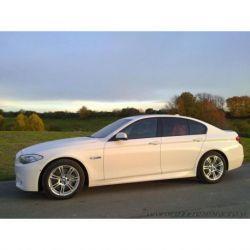 Minigonne laterali M BMW 5 F10-11 10-13