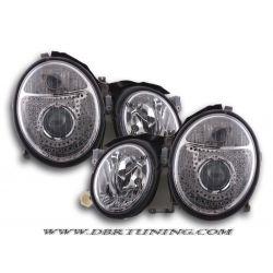 Headlight MERCEDES CLK W208 97-02