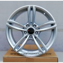 alloy wheel AC-MB3 BMW M4 Silver 18
