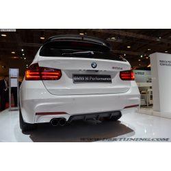Paraurti posteriore M SPORT per BMW F30 11-15
