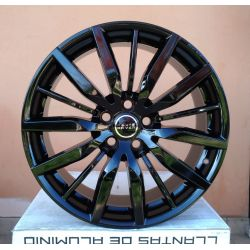 Wheel Tecnomagnesio SHAKE X Antracite Polish 20