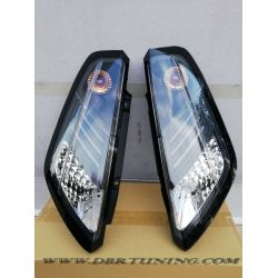 Taillight Led Fiat Grande Punto 199 05-09 black