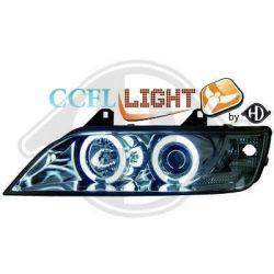 Coppia fari Angel eyes CCFL Bmw Z3 (E37) 96-02