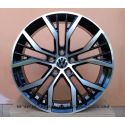 Alloy wheel SANTIAGO GTI Black Polished 17