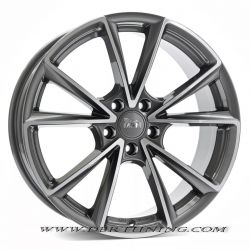 Alloy wheel MAM A5 RS Antracite Polish 18