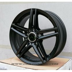 Alloy wheel MERCEDES RIAL M10 Matt Black 17