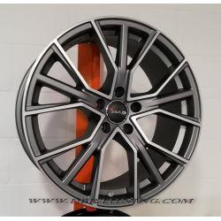 wheel Audi AVUS AF18 Matt Anthracite Polish 19
