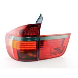 Fanali Led BMW X5 X70 07-04 rosso-fumè
