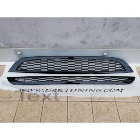 Sport grill MINI R50 R52 R53 01-06 nero lucido