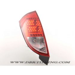 Taillights Led FORD FOCUS 1 98-04  limo red