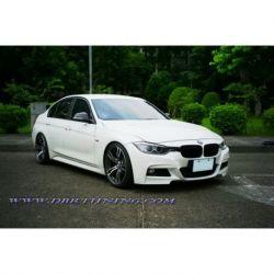 Front bumper M SPORT BMW F30 F31 15-18