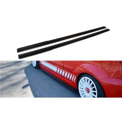 Side skirts diffusers MAXTON FORD FIESTA ST 02-08