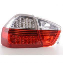 Fanali Led BMW 3 E90 05-08 rosso-chiaro