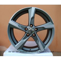 Alloy wheel SPATH SP41 Anthracite Polish 17