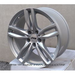 Alloy wheel ATS EVOLUTION Polar Silver 17