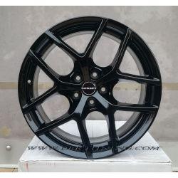 Alloy wheel Borbet Y Glossy Black 17