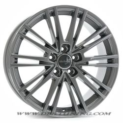 Alloy wheel WHEELWORLD WH18 Daytona Grey 19
