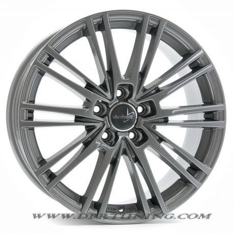 Alloy wheel WHEELWORLD WH18 Daytona Grey 19