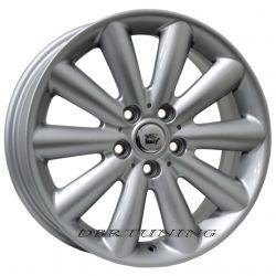 Alloy wheel WSP PETERSBURG Silver 17