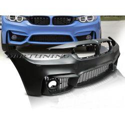 Front bumper M SPORT BMW F30 F31 11-15