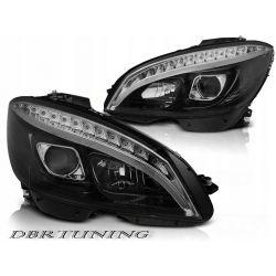 Headlights Tube Led Mercedes C W204 07-11 dYnamic