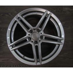 Alloy wheel MERCEDES RIAL M10 Silver 18