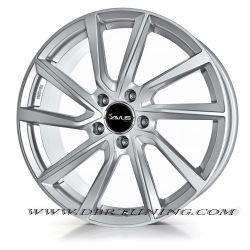Alloy wheel Avus AC-518 Hyper Silver 17