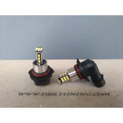 LAMPS HB4 9006 30 LED DIURNA 6000K