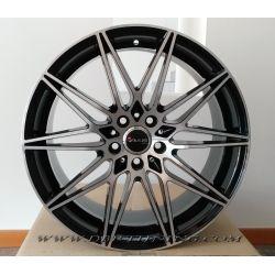 Alloy wheel AVUS AC-M05 Black Polish da 19