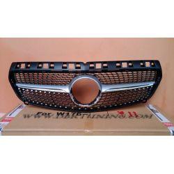 Sport grill Mercedes Matrix W176 12-15 nera