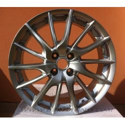 Alloy wheel WSP LUCCA Hyper Silver 17