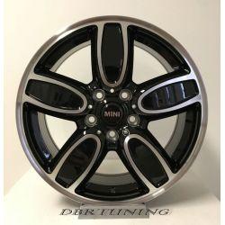 Alloy wheel MINI MISTRAL Silver 17