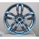 Alloy wheel AVUS AF16 Anthracite 17