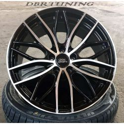 Alloy wheel MM01 M405 Performance Black Polish 18