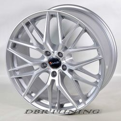 Alloy wheel AVUS AF19 Hyper Silver 18