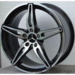 Alloy wheel STORM BMW M SPORT Matt Anthracite 16