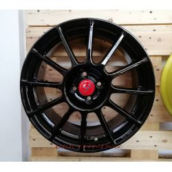Alloy wheel look ABARTH SS Matt Antracite 17