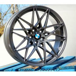 Alloy wheel MAM B2 Silver 18