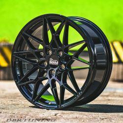 Alloy wheel MAM B2 Black 18