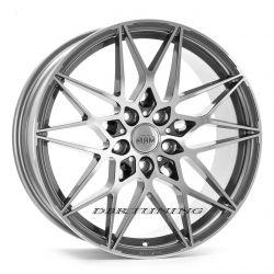 Alloy wheel MAM B2 Palladium 18