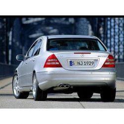 Paraurti posteriore AMG Mercedes W203 4porte 00-07