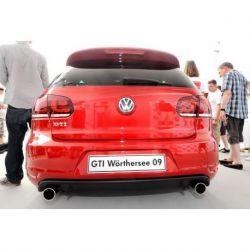 Paraurti posteriore GOLF 6 look GTI GTD 08-12
