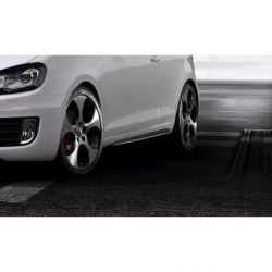 Side skirts GOLF 6 look GTI GTD 08-12