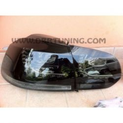 Taillights LED GOLF 6 R Look 08-12 smoke